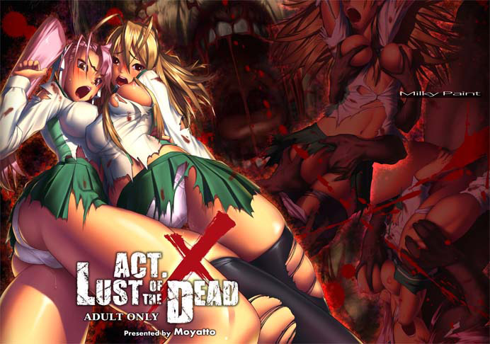 Act.X LUST OF THE DEAD